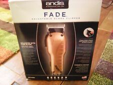 Andis Hair Trimmer Fade Gold