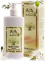 AYA NATURAL Jasmine Body Lotion for Dry Skin  Itchy Skin - Vegan