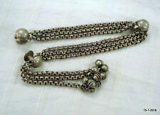 vintage antique tribal old silver Button for kurta shirt traditional jewellery