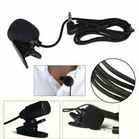 lavalier tragbare mikrofon vorträge unterricht clip am kragen audio - kabel