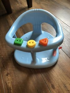 Baby Bath Tub Ring Seat By KETER - Blue