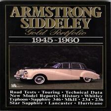 Armstrong Siddeley: Gold Portfolio 1945-1960 (Gold Portfolio)