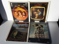 PLACES IN HEART AGNES GOD CHINA SYNDROME POSTMAN RINGS RCA 4 CED VIDEODISC LOT