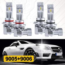 9005 9006 Hi Low Beam LED Headlight Kit for Honda Accord 90-2012 Civic 2004-2015