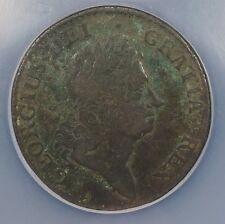 1723 Hibernia 1/2 Penny NGC Genuine, Buy 3 Get $5 Off!! R6415