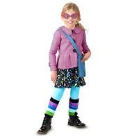 Child Girl's Harry Potter Luna Lovegood Ravenclaw Wizard Halloween Costume S-XL