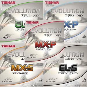 Tibhar Evolution Doppelpack / alle Varianten / Tischtennisbelag /Sonderpreis
