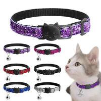 Supplies Cat Accessories Buckle Bell Pendant Dog Collar Necklace Cat Collars