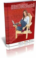 Blog te riche incl. Master-revendeur-licence-eBook theme gagner de l'argent MRR!