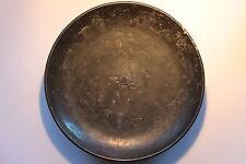 Greco antico ellenistico Dish Piatto con motivo centro 3rd secolo A.C.