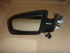 BMW 5 SERIES E60/E61M SPORT POWER FOLDING AUTO DIM WING MIRROR N/S  (NAVY BLUE).