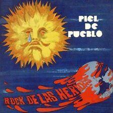 PIEL DE PUEBLO - ROCK DE LAS HERIDAS NEW VINYL RECORD