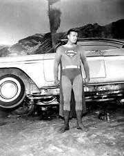 George Reeves Superman 8x10 Photo 017