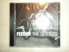 "CD FEEDER ""The singles"" Neuf et emballé µ"