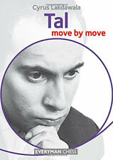 Tal - Move by Move (Chess Book)