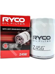 Ryco Oil Filter FOR MITSUBISHI PAJERO V6_W (Z456)