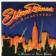 """Codo huesos & mafiosos-una noche en Nueva York 7"""" solo 1983"""