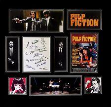 "Pulp Fiction Signed Script 13 Original Signatures ""On Sale"" 1/2 Price"