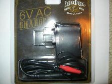 Lucky Duck MOJO Decoy 6 Volt AC Battery Charger With Clips With Smart Technology