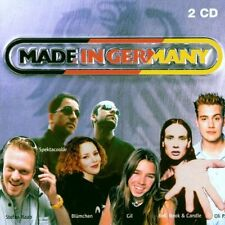 Made in Germany (2000) Oli P. & Tina Frank, Tic Tac Toe, Gil, Stefan Ra.. [2 CD]