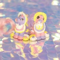 Little Beauties NURSERY TIME TWINS Baby Twin Ponies Vintage Multi Toy Corp BE349