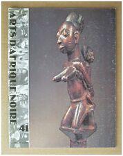 REVUE - ARTS D'AFRIQUE NOIRE - ARTS PREMIERS - LEHUARD - N° 41 - 1982