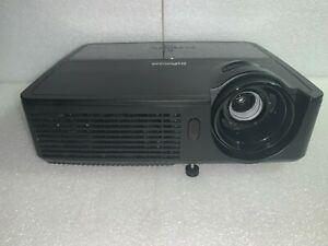InFocus IN114 DLP Projector 778 Lamp Hours NO REMOTE