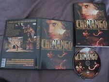 Chinango de Peter Van Lengen avec Marko Zabor, DVD, Karaté