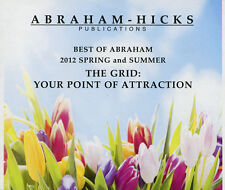 Abraham-Hicks Esther 10 CD Best of Abraham 2012 Spring and Summer - NEW