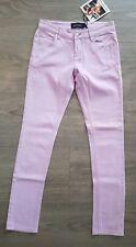 Brand New MinkPink Candy Man Lilac Denim Jeans Size XS RRP$79.95
