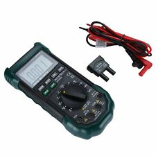 Mastech MS8268 Digital Multimeter Sound&Light Alarm Capacitance Frequency Meter