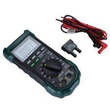 Mastech MS8268 Digital Multimeter Sound&Light Alarm Capacitance Frequency Meter