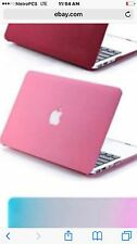 Hardshell Hard Case Cover + Keyboard Cover Skin For Mac Macbook Air Pro 13