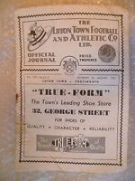 1951 FA Cup LUTON TOWN v PORTSMOUTH, 6th Jan