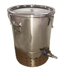 More details for stainless steel indoor wormery composter / indoor / modern