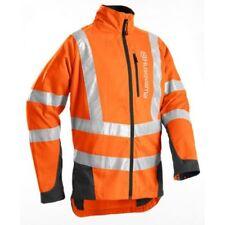 Artículos de vestuario de protección de jardinería color principal naranja