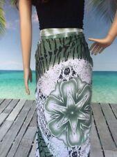 Animal Print Regular Size Cover-Up Swimwear for Women