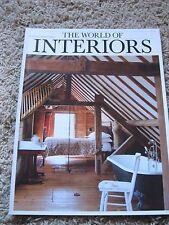 The World of Interiors Magazine August 2011    USA SELLER