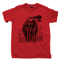 Mothman T Shirt Appalachia West Virginia Folklore Supernatural Paranormal Tee
