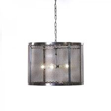 Zentique Recycled Metal Small Chandelier Rmcs Light