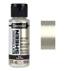 DecoArt Extreme Sheen Paint 2oz - Pearl