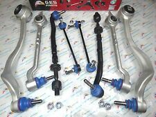 01-03 E39 525i 530i  97-00 528i NEW 10 CONTROL ARMS TIE ROD STABILIZER LINKS