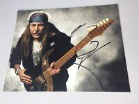 ULI JON ROTH  Ex-Scorpions In-person 2018 signed Foto 20 x 25 Autogramm