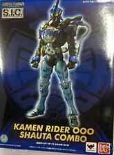 New Bandai Tamashii Web S.I.C. Masked Kamen Rider OOO Shauta Combo PAINTED