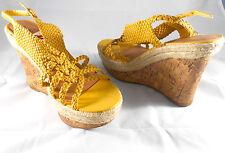 MADDEN GIRL (KHARA WEDGE SANDAL) 8.5 BRAND NEW!!