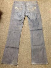American Eagle Size ) Regular Real Flare Jeans Slit At Bottom Legs