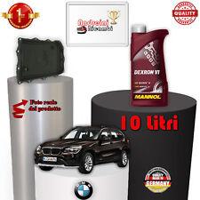 TAGLIANDO  CAMBIO AUTOMATICO E OLIO BMW X1 E84 xDrive 23 d 150KW 2013 -> /1098