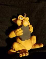 """The World Of Krystonia Figurine Charcoal Cookie 3.5"""" #3451"""
