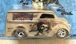 Hot Wheels Grateful Dead Divco Dairy Delivery Truck pop culture, Free Shipping!