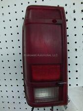Ford Ranger Tail Light Assembly Left Driver Side OEM 89 90